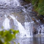 養老渓谷と滝壺