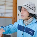 宮崎県小林市の地域おこし協力隊、田地祐造さん