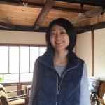 鳥取県岩美町地域おこし協力隊の田中泰子さん