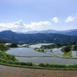 高知県土佐町の棚田