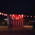 海士町の盆踊り