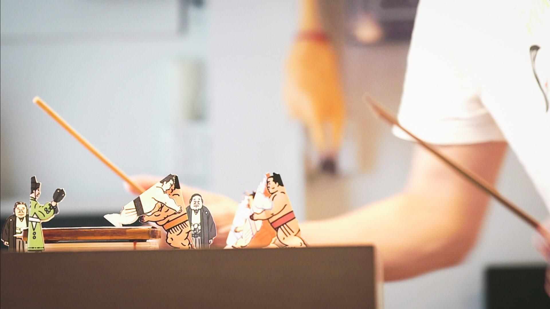 8/4(日)開催予定の、『トントン相撲大会』準備の様子