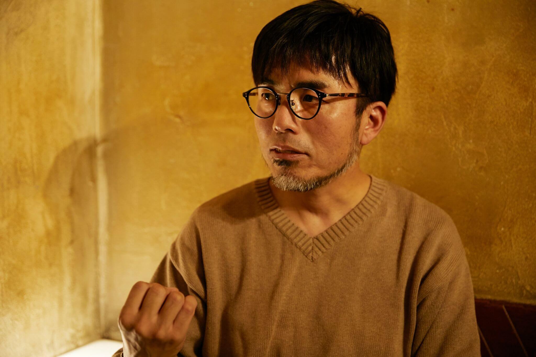 鞍田先生1